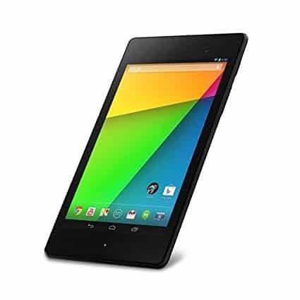 Google Nexus 7 Tablet by ASUS