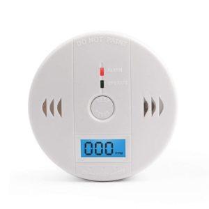 AUKA Carbon Monoxide Alarm Detector