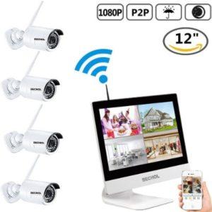 Bechol 1080P HD Wireless Security Surveillance