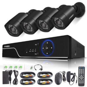 FREDI Security Camera System