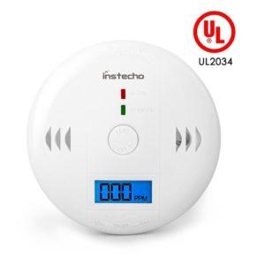 InstechoCO Detector Alarm