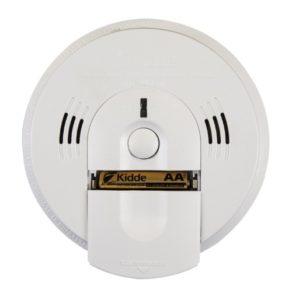 Kidde Battery-Operated (Not Hardwired) Combination Smoke/Carbon Monoxide Alarm