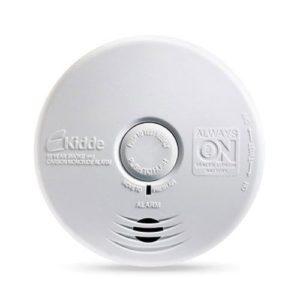 Kidde P3010K-CO Worry-Free Kitchen Photoelectric Smoke and Carbon Monoxide Alarm