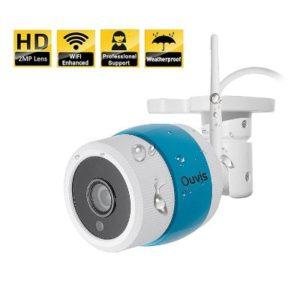 Ouvis C1 Pro HD Waterproof WIFI Outdoor Wireless Security
