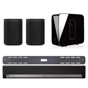 Sonos 5.1 Surround Set - Home Theater System-min