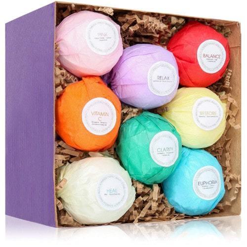 HanZá Bath Bombs - Gift Set
